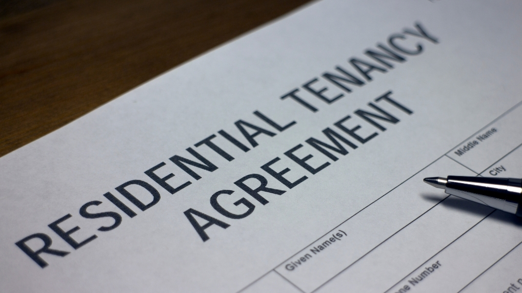 Residential Tenancy Agreement Document