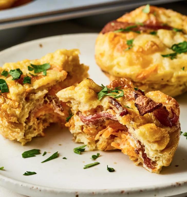 Easy Keto Egg Muffins
