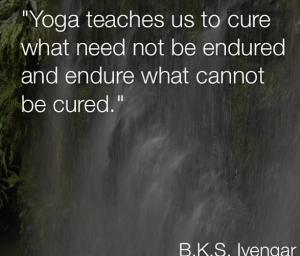 Iyengar quote