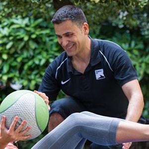 Juan Garcia personal trainer