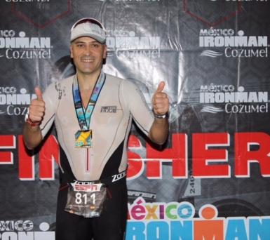 Juan Garcia Ironman