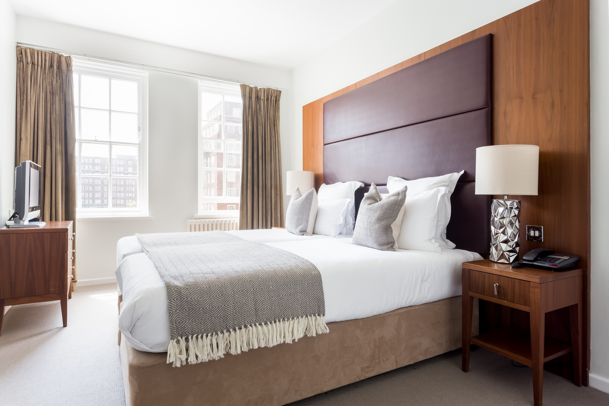 Serviced Apartments Central London