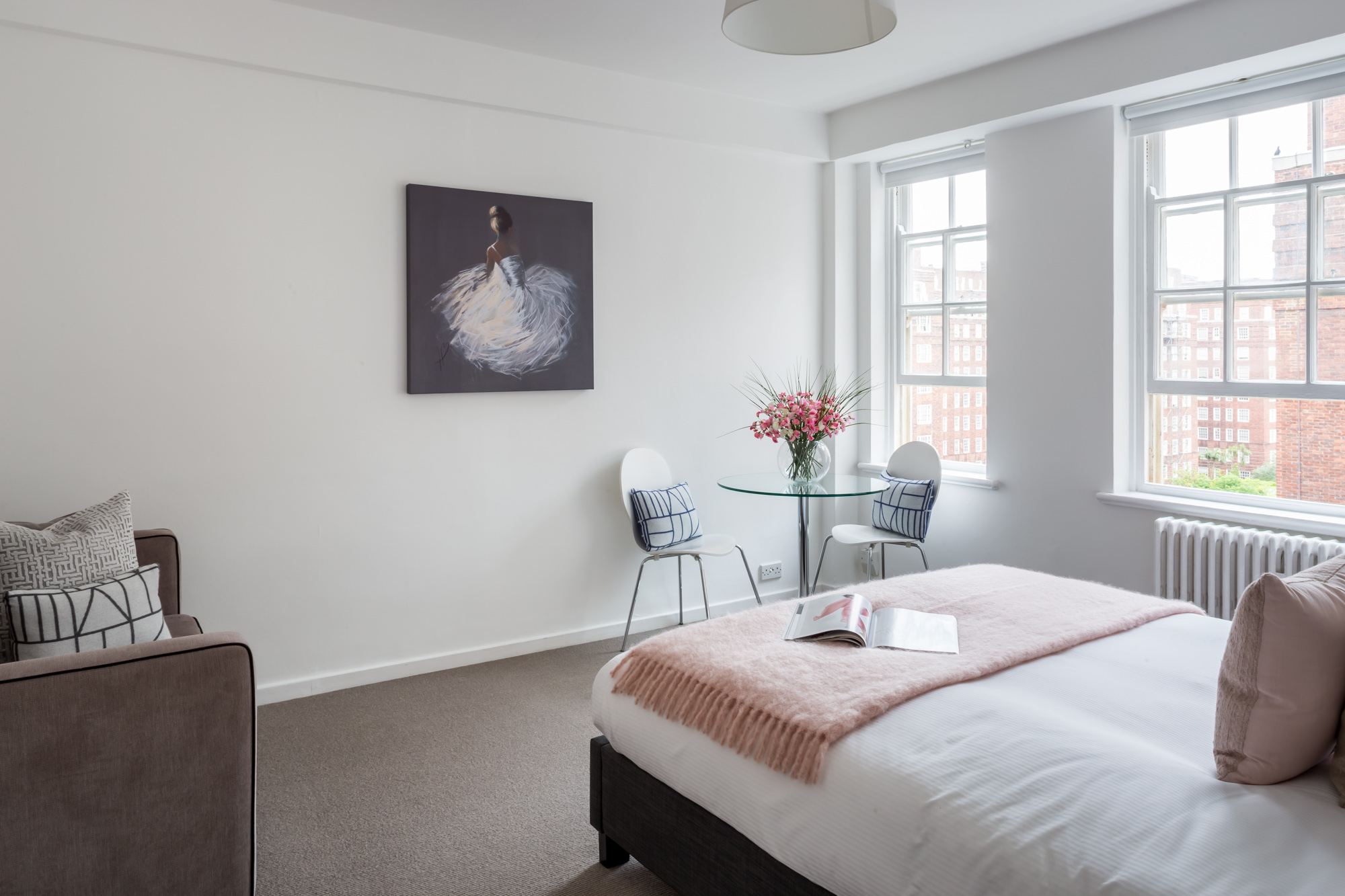 studio flat to rent in pimlico sw1